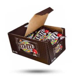 M&M's chocolade   24x45g