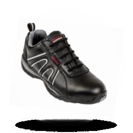 Sportieve werkschoenen Zwart, maat 40