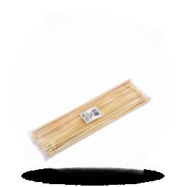 Bamboe satéstokjes 25cm