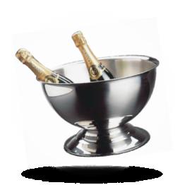 Champagnebowl APS, RVS