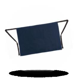 Sloof met zak Donkerblauw, 100x70cm