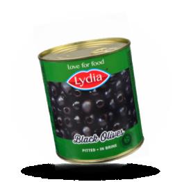 Zwarte olijven Klein, zonder pit