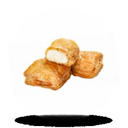 Mini kaaspastei Grieks, bladerdeeg, per stuk (34g) verpakt