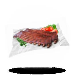 Spareribs Langzaam gegaard, varkensvlees