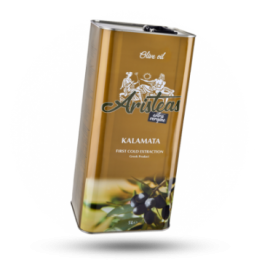 Griekse olijfolie Extra vergine, P.D.O., Kalamata