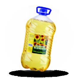 Zonnebloemolie 100% plantaardig
