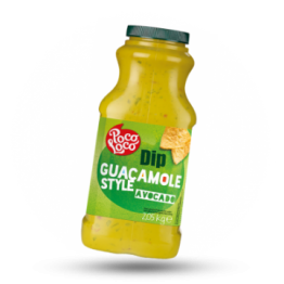Mexicaanse dipsaus Guacamole style