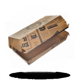 Snack/Sandwich Box Karton, 20,5x10x7x7,8
