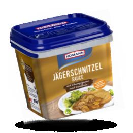 Jägersaus Met champignons en uitjes