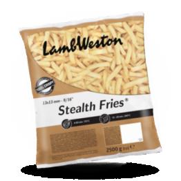 Stealth fries S18, 13x31mm, diepvries