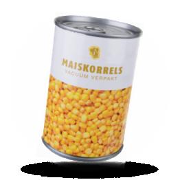 Maïskorrels Vacuüm
