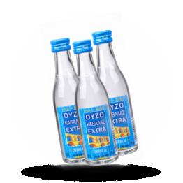 Mini-Ouzo Griekse anijsdrank