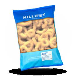Gepaneerde calamare ringen Diepvries