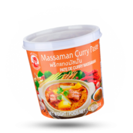 Curry pasta Massaman
