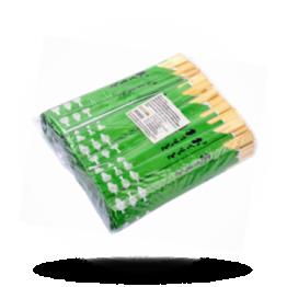Eetstokjes Groene verpakking