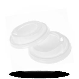 Deksels voor koffiebeker Wit, Coffee to Go, voor 200/300mm beker