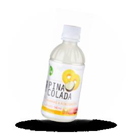 Pina Colada drink Cocktail met ananas en kokos, alcoholvrij