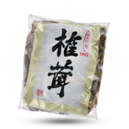Gedroogde Tung-Ku paddenstoelen Medium