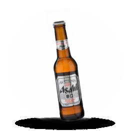 Asahi Japans Super Dry Bier