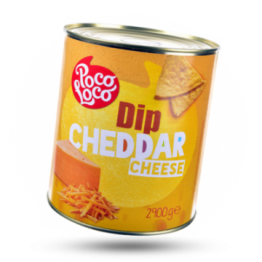 Cheddar saus Dipsaus