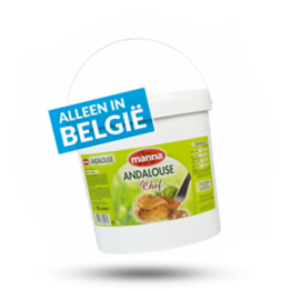 Andalouse Chef saus