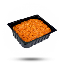 Kipfiletblokjes paprika Halal, diepvries