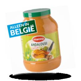 Andalouse saus Extra