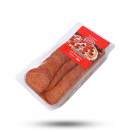 Pepperoni Plakjes, perfect voor pizza