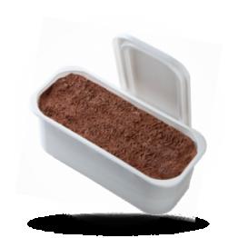 Chocolade ijs Schepijs