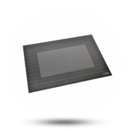 Placemat Papier, zwart
